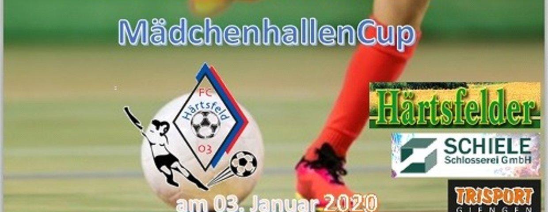 4. Härtsfelder Frauen- & MädchenHallen-Cup